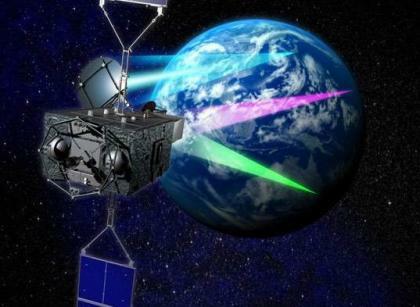 Электричество из космоса. Изображение сайта http://vkosmos.at.ua.
