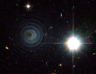 Спираль в Космосе